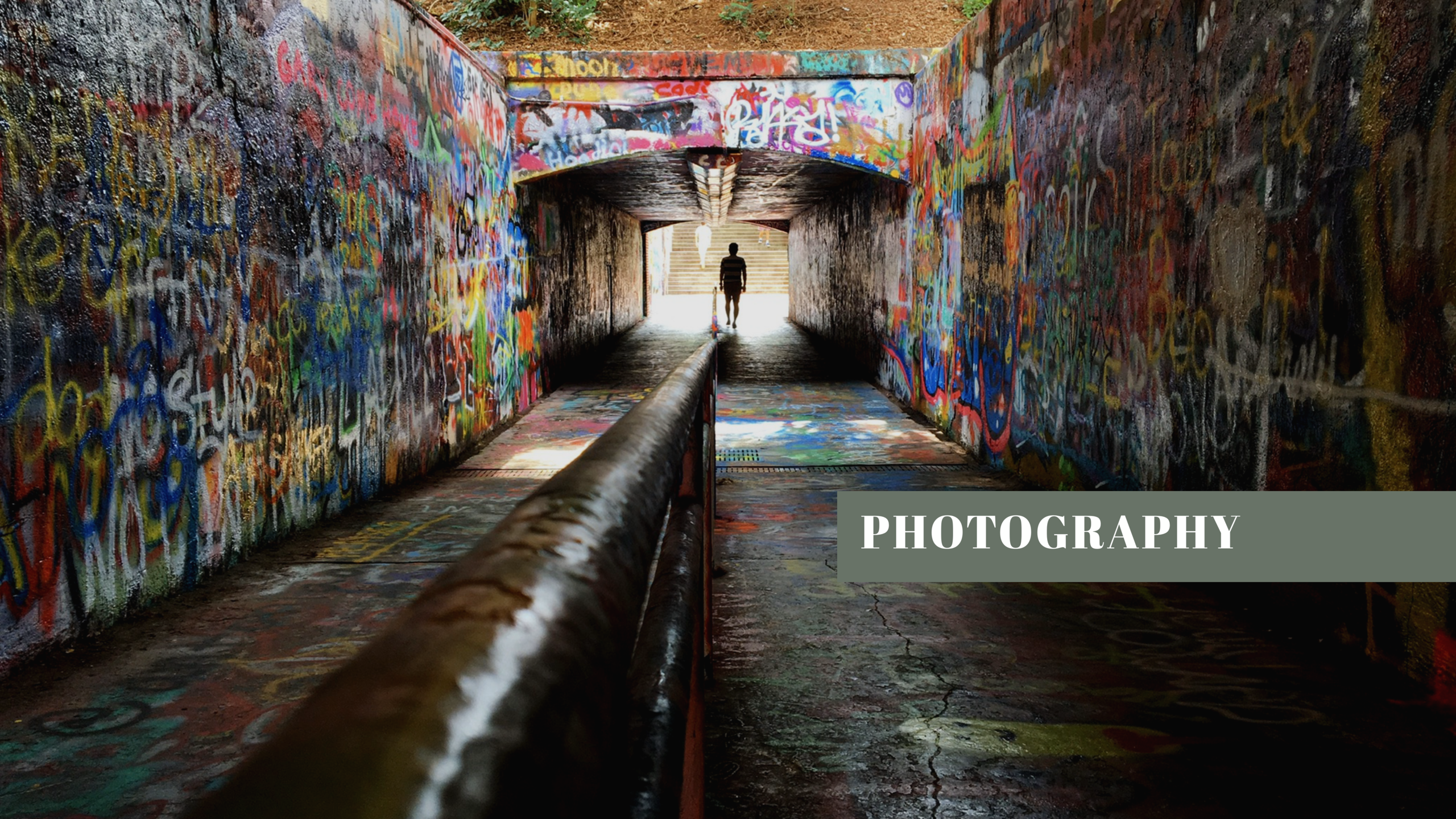 I have a passion for photography and set up a gallery displaying a rotating selection of my work.